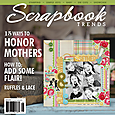 Scrapbook Trends May Issue